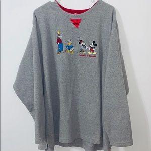 🍄Mikey fleece sweatshirt
